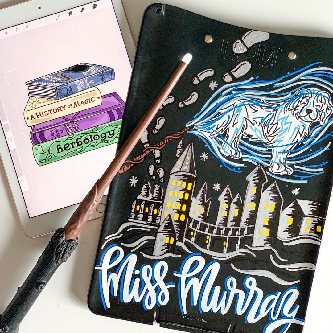 Harry Potter Themed – Wayward Cool – Fun Quirky Home Decor Finds